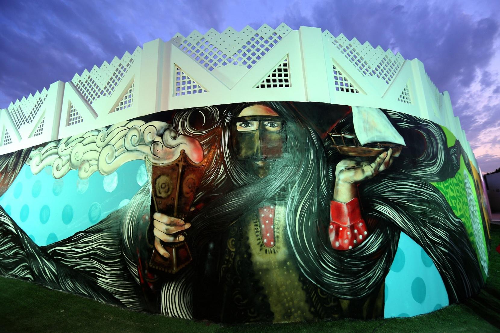 Grafitti Wall Image 3